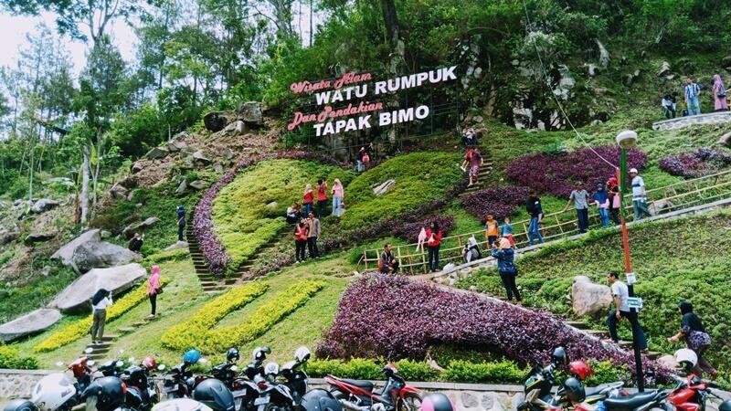 Wisata Keluarga Di Watu Rumpuk