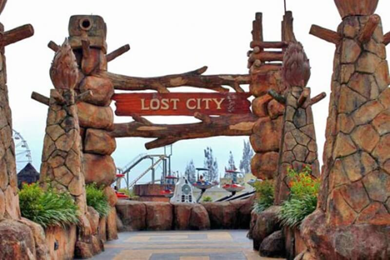 Lost City Hillpark