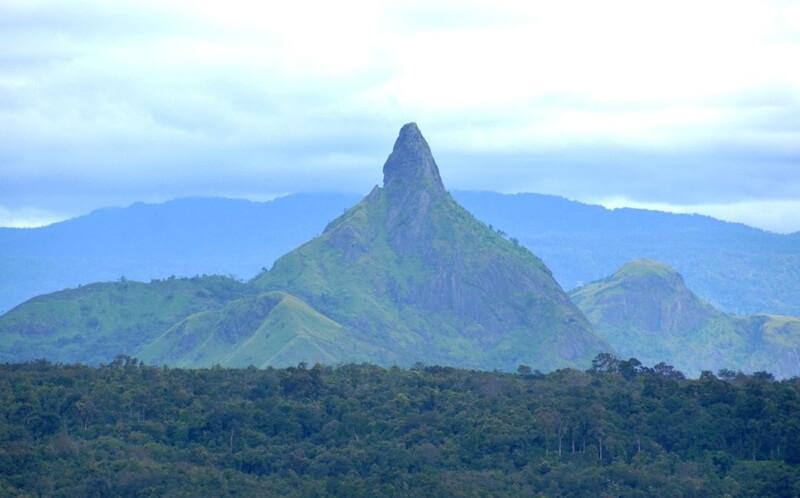 Bukit Serelo Atau Bukit Jempol