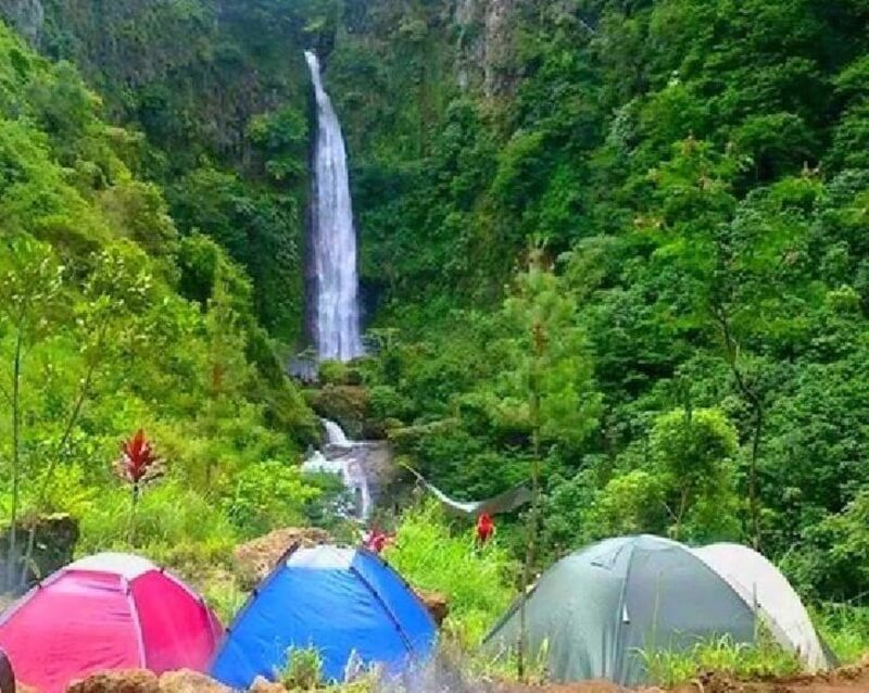 Camping Ground Curug Bajing