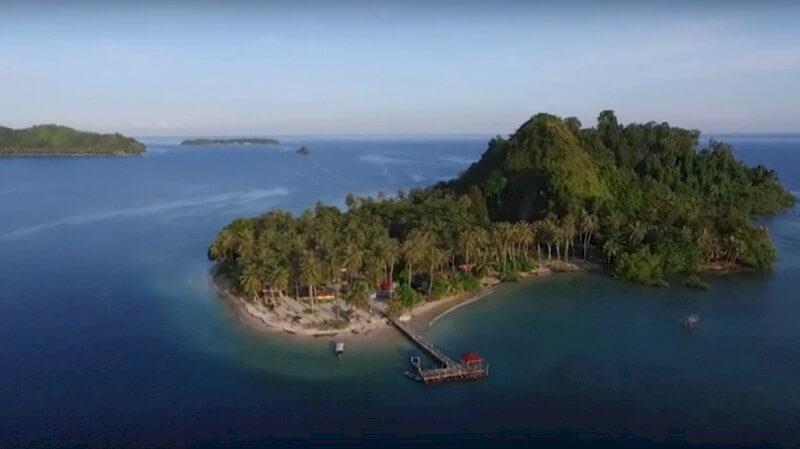 Keindahan Pulau Pasumpahan Dan Pulau Sekitar