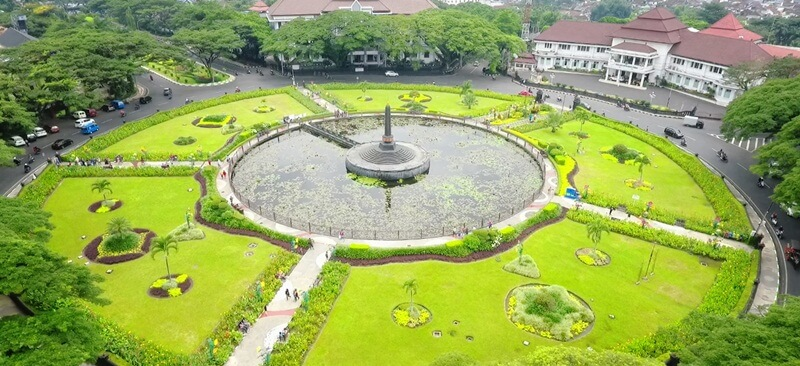 Kota Malang Jawa Timur