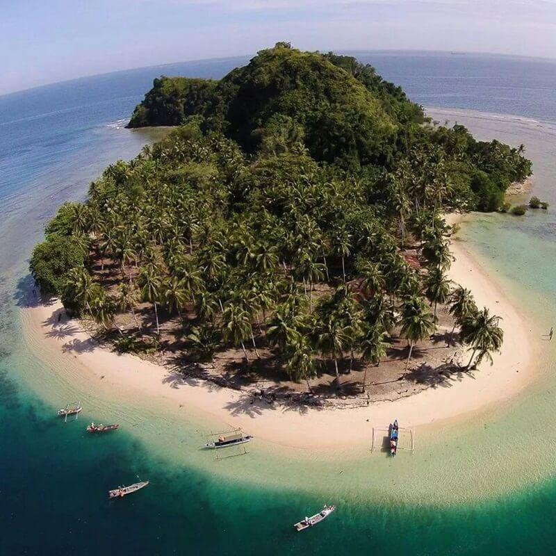 Legenda Pulau Pasumpahan
