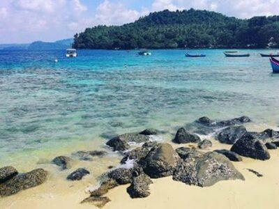 Ulasan Pantai Lanaga Meulaboh Aceh, Lokasi, Rute Dan Ragam Wisata