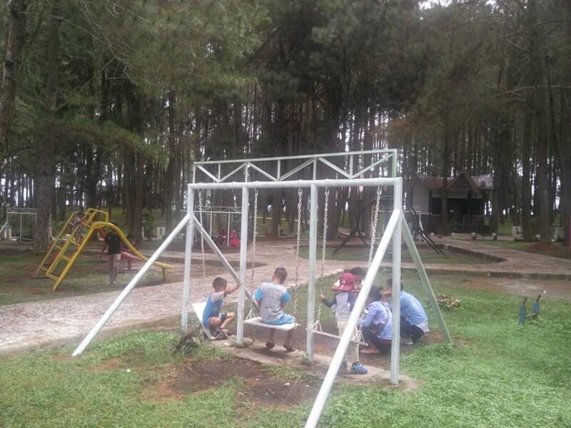 Wahana Bermain Anak Di Geosite Sipinsur