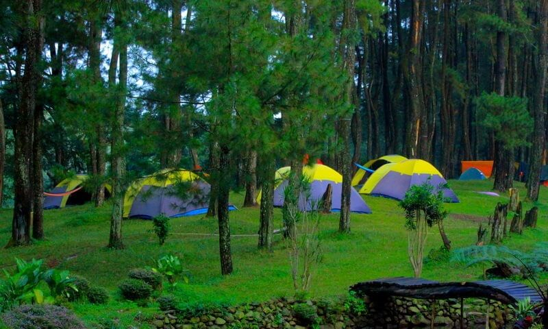 Area Camping Ground