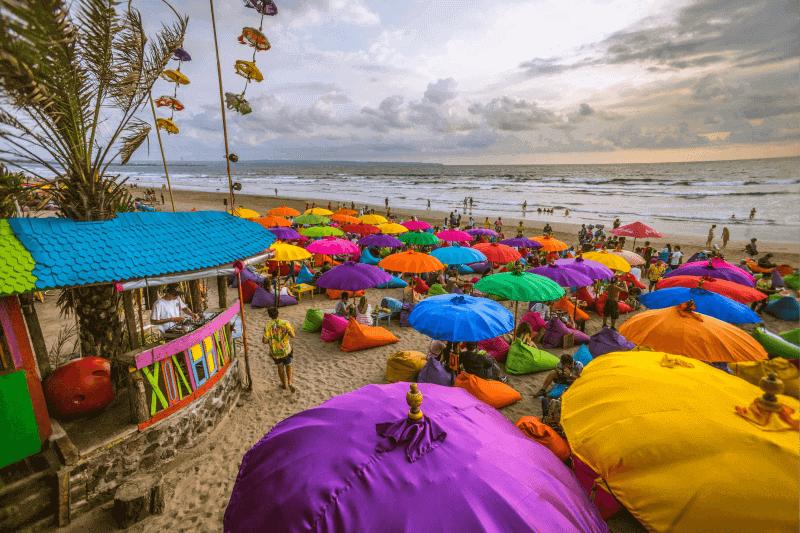 Bali Selalu Ramai Dikunjungi Para Wisatawan