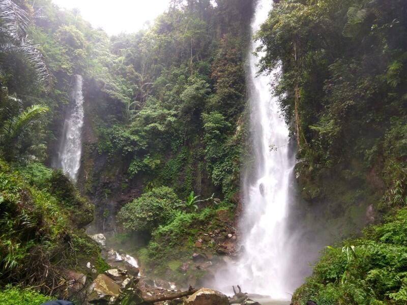 Curug Badak Tasikmalaya