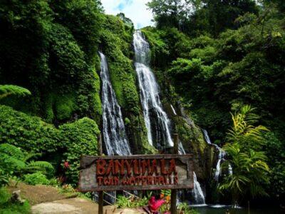 Pesona Air Terjun Banyumala, Harga Tiket Terbaru dan Penginapan Terdekat