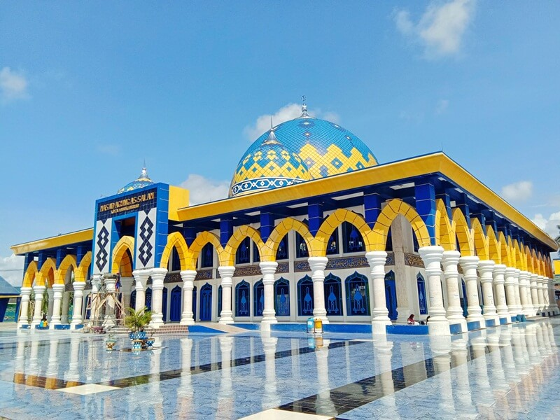 Masjid Agung Lubuklinggau