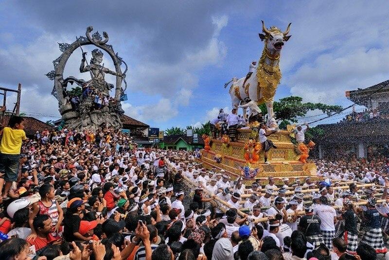 Salah Satu Adat Kebiasaan di Bali