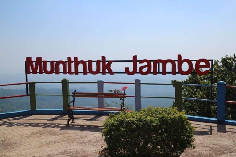 Spot Foto Munthuk Jambe