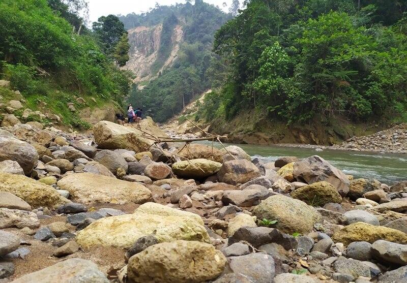 Sungai Yang Akan Kamu Lalui