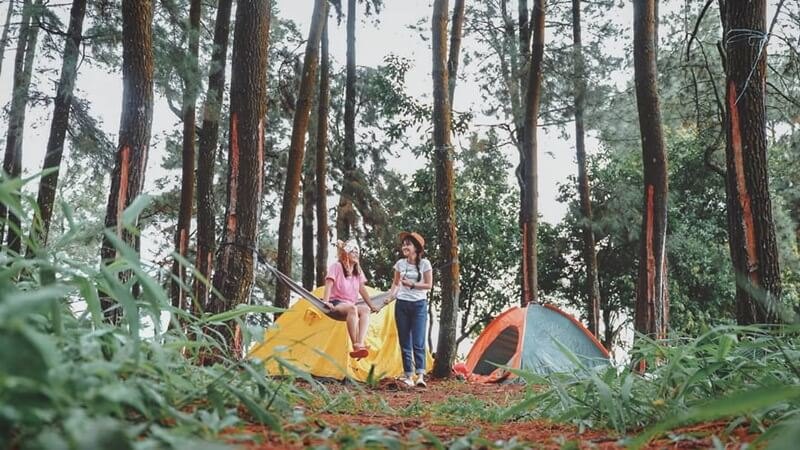Camping Di Curug Ciampea