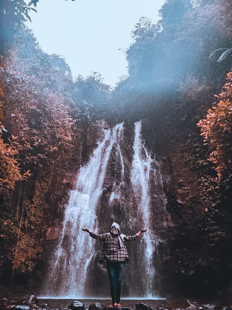 Curug Ciampea Bogor