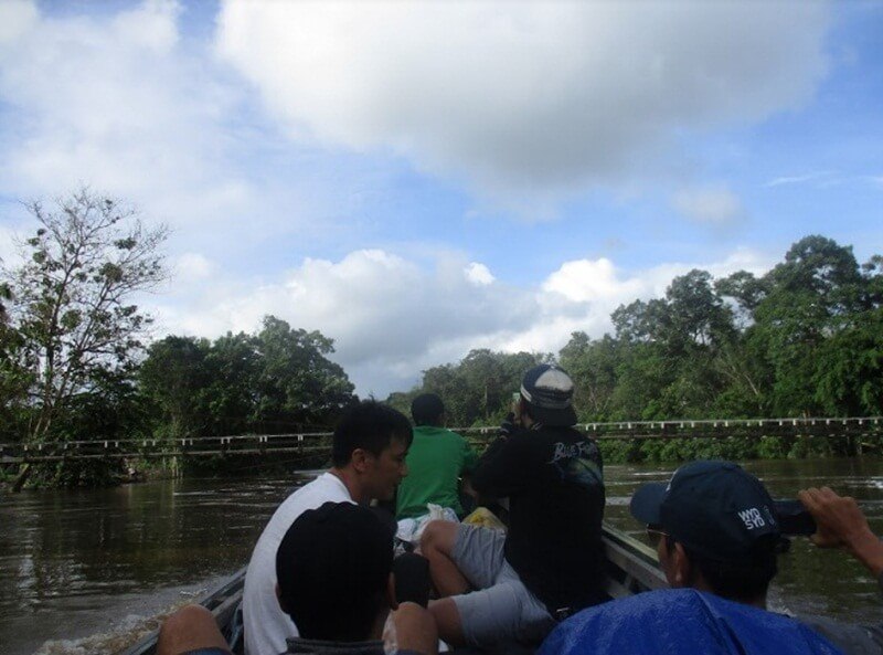 Perjalanan Menyusuri Sungai