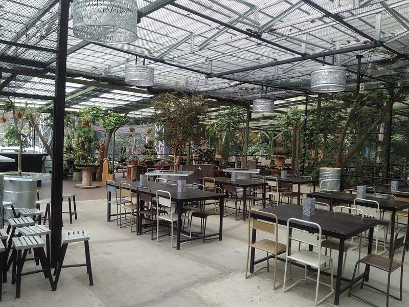 resto bird pavilion