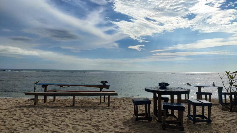 pantai lhoknga wisata aceh yang populer