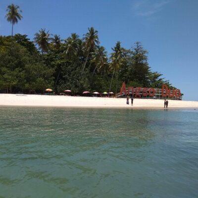 Pulau Angso Duo, Puncak Keindahan Setelah Pantai Gandoriah