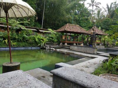 Wisata Eka Tirta, Pemandian Air Panas Baru di Tabanan Bali